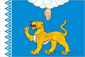 Флаг Псковской области