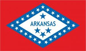 Флаг штата Арканзас(США)