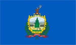 Флаг штата Вермонт(США)