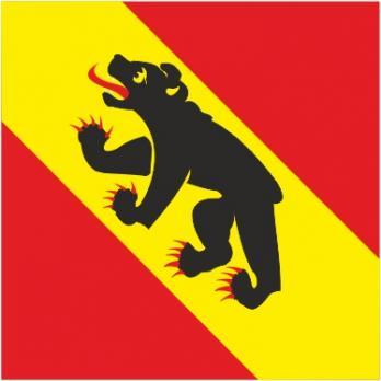 Флаг города Берн