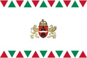 Флаг города Будапешт