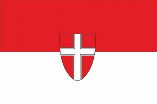 Флаг города Вена