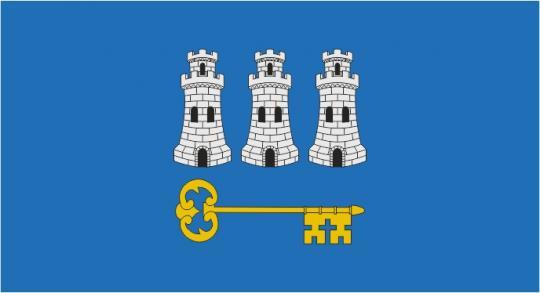 Флаг города Гавана