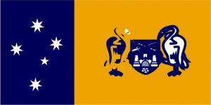 Флаг города Канберра
