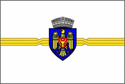 Флаг города Кишинев