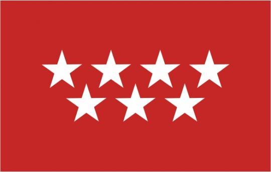 Флаг сообщества Мадрида