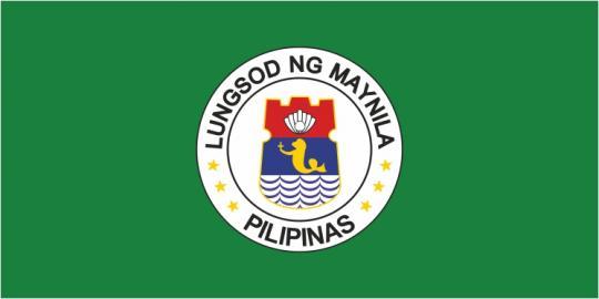 Флаг города Манил