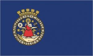 Флаг города Осло