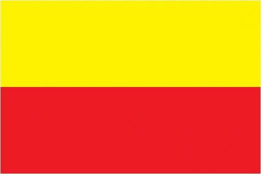 Флаг города Прага(без герба)