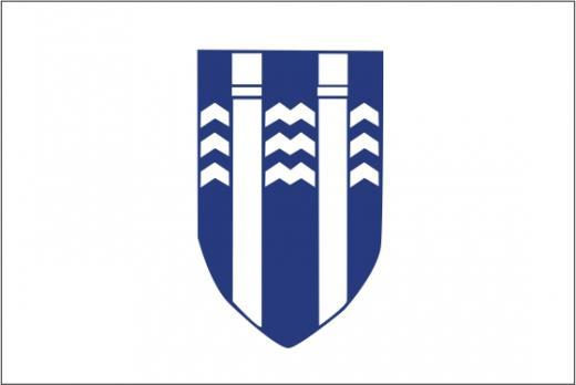 Флаг города Рейкьявик