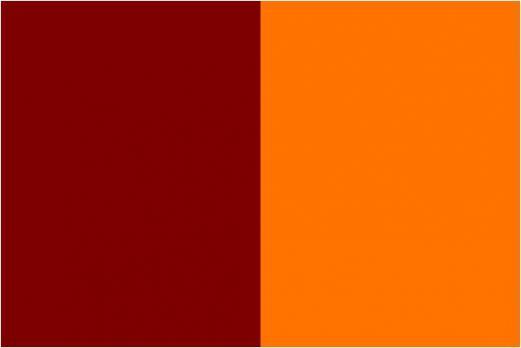 Флаг города Рома