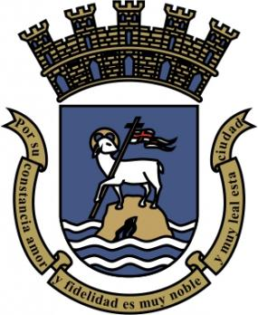 Флаг города Сан-Жуан