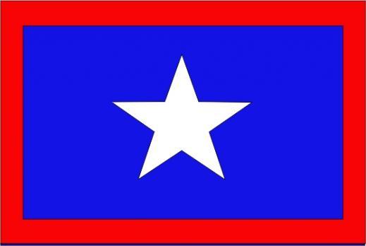 Флаг города Сан-Хосе