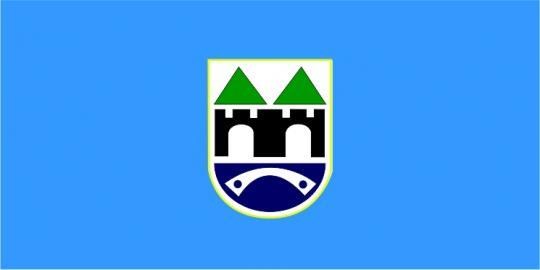 Флаг города Сараево