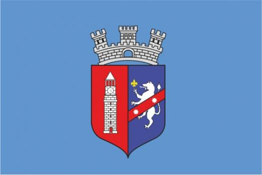 Флаг города Тиран