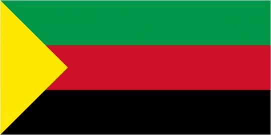 Флаг государства Азавад