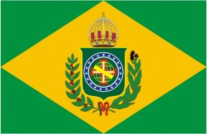 Флаг Бразилии(1822г.)