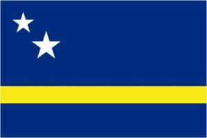 Флаг Государства Кюрасао