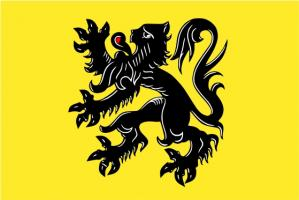 Флаг Графства Фландрия