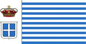 Флаг Княжества Себорга