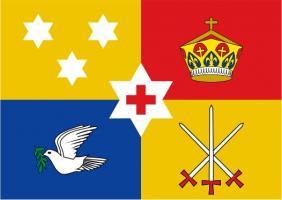 Флаг Королевский штандарт Тонга