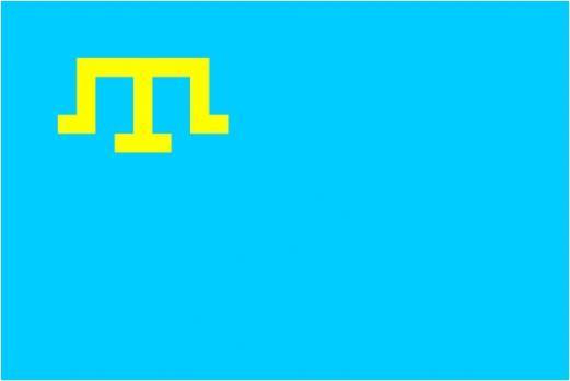 Флаг Крымского ханства(Крымских татар)