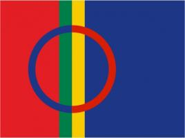Флаг Лапландии