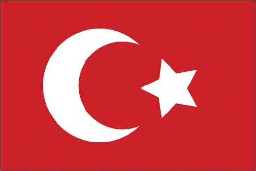 Флаг Османской империи