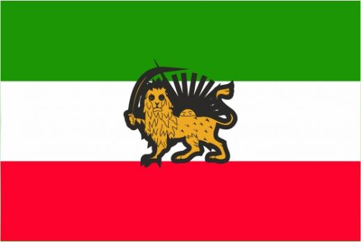 Флаг Персии
