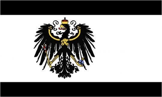 Флаг Пруссии 2